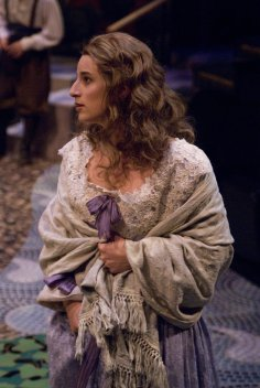 Viola in TWELFTH NIGHT at the Alabama Shakespeare Festival