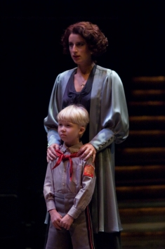 Virgilia in CORIOLANUS at the Alabama Shakespeare Festival