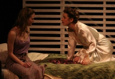 Blanche DuBois in A STREETCAR NAMED DESIRE at Columbia Stages