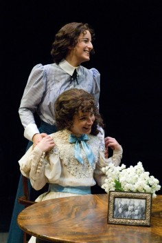 Olga in THREE SISTERS at the Alabama Shakespeare Festival