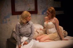 Patricia in THE TAMING at Coho Theatre
